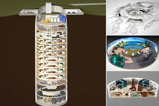 Survival Condo Atlas Missile Silo Turned Luxury Condos Math Wallpaper Golden Find Free HD for Desktop [pastnedes.tk]