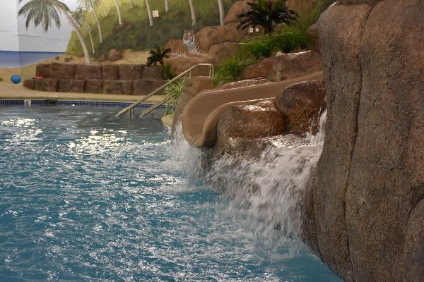 Survival Condo Pool